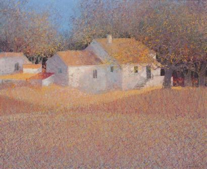 ANDRÉ BOURRIÉ (NÉ EN 1936) La maison de la...