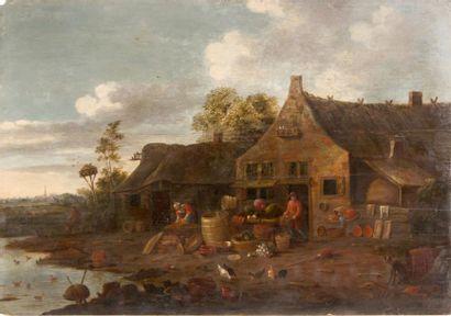 ATTRIBUÉ À PETER DE BLOOT (VERS 1601/1602-ROTTERDAM...