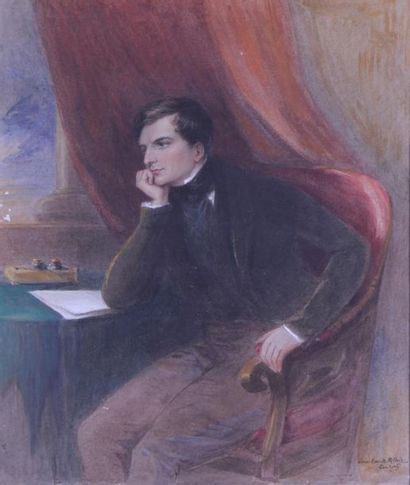 JOHN EVERETT MILLAIS (1829-1896) Portrait...