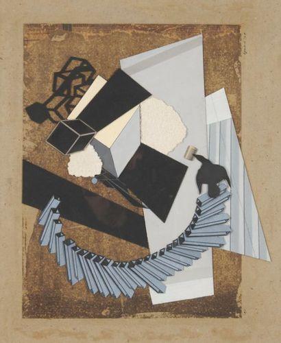 ALAIN LE YAOUANC (NÉ EN 1940) Composition...