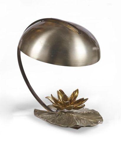 MAISON CHARLES PARIS, modèle Nénuphar LAMPE...