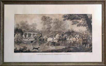 D'APRÈS CARLE VERNET (1758-1836) PAR PHILIBERT-LOUIS...