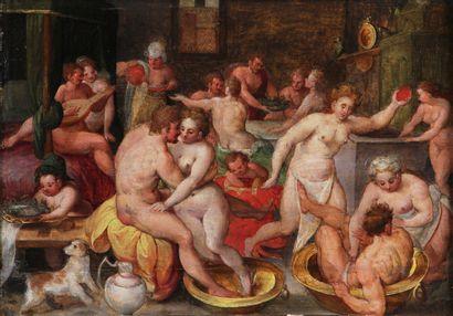 Attribué à Bernaert de RYCKERE (VERS 1535-1590)...