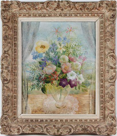 OLGA NICOLAEVNA SACHAROFF (1889-1967)  Vase...