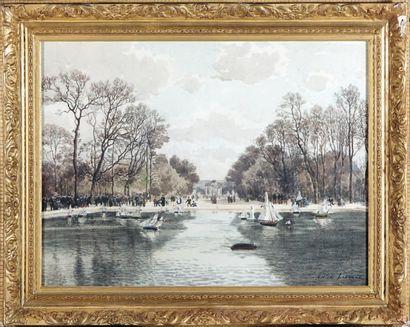 Émile LABORNE (Paris, 1837-1913)