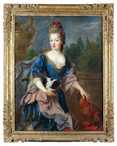 Attribué à Alexis-Simon BELLE (Paris, 1674-1734)