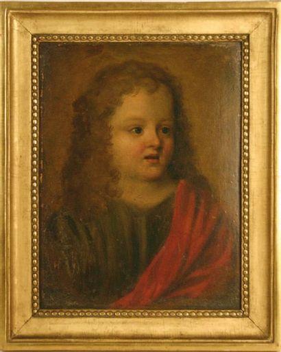 ÉCOLE ESPAGNOLE du XVIIe siècle