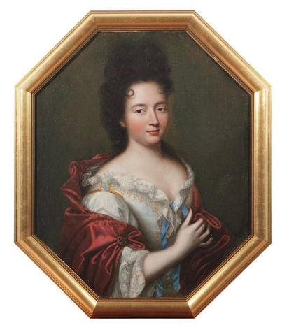 ÉCOLE FRANÇAISE du XVIIe siècle