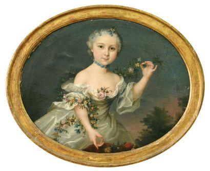 ÉCOLE FRANÇAISE, vers 1740