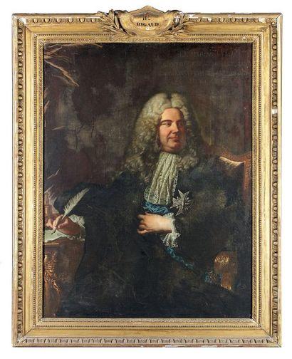 Hyacinte RIGAUD (Perpignan, 1659 - Paris, 1743)