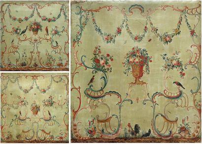 ÉCOLE LORRAINE du XVIIIe siècle
