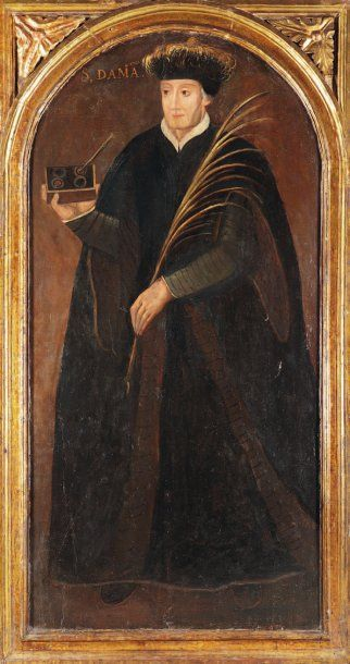ÉCOLE DE VENETO-DALMATE du XVIIe siècle