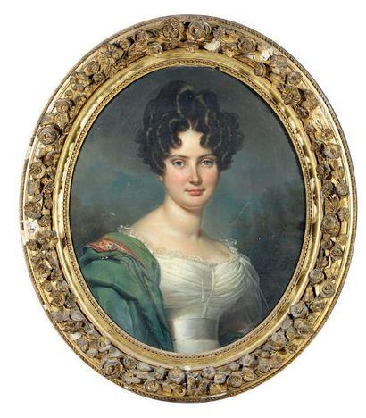 ÉCOLE FRANÇAISE, vers 1820