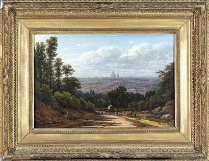 Victor de GRAILLY (Paris, 1804-1889)
