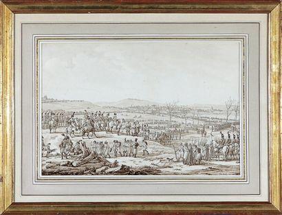 Joseph SWEBACH dit SWEBACHDESFONTAINES (Metz, 1769 - Paris, 1823)