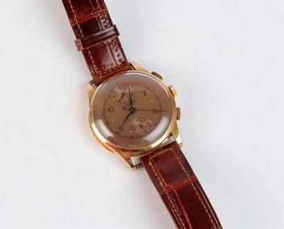 MONTRE BRACELET Chronomètre suisse, cadran...