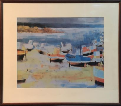 Francis HUNGLER (né en 1959) Composition...