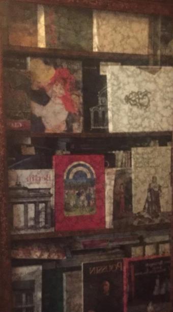 Deux caisses de livres d'art