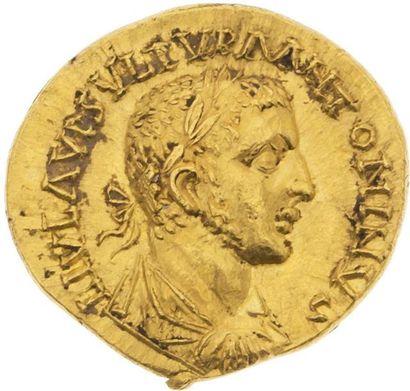 URANIUS ANTONIN (253-254) Auréus (253-254)....