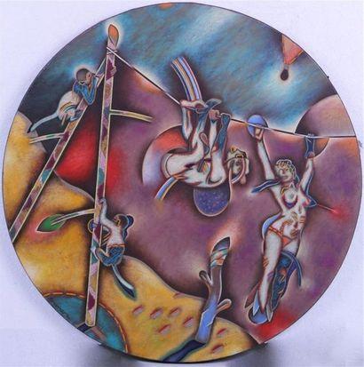 SAÜL KAMINER (NÉ EN 1952) Les filanthropes...