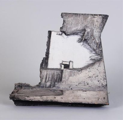 RENÉ AUDEBES (1922-1993) Sans titre Peinture...