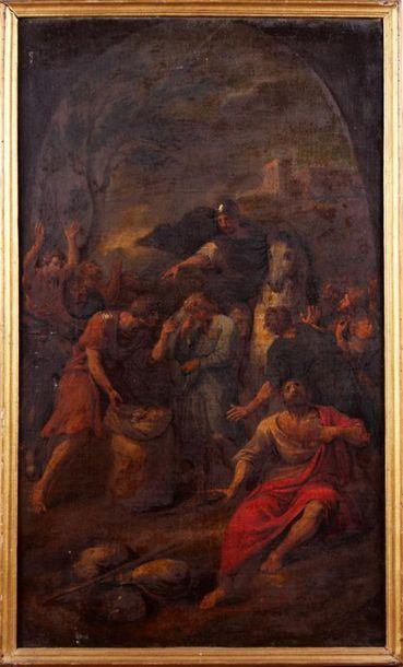 ARNOULD DE VUEZ (SAINT-OMER 1644 - LILLE...