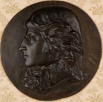 D'APRES PIERRE-JEAN DAVID D'ANGERS (1788-1856)...
