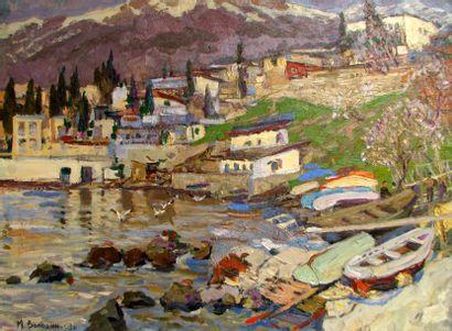 VOLODINE Mikhail (1912-1987) :