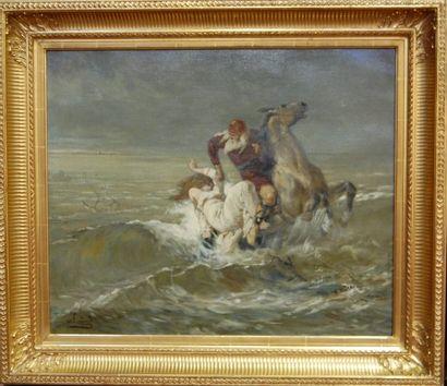 LUMINAIS Evariste-Vital (Nantes 1822- Paris...