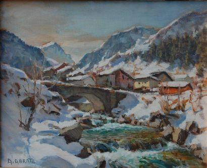 Ange ABRATE (1900-1985) :