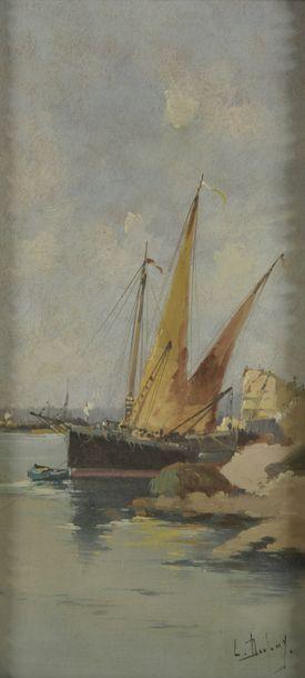 Louis DUPUY (1854-1941) dit GALIEN-LALOUE...