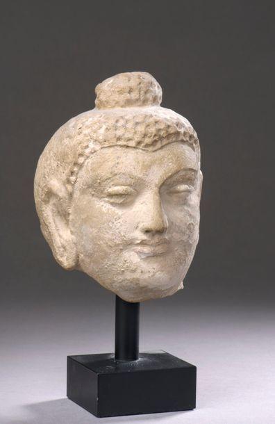INDE - GANDHARA, art gréco-bouddhique, IIe/IVe...