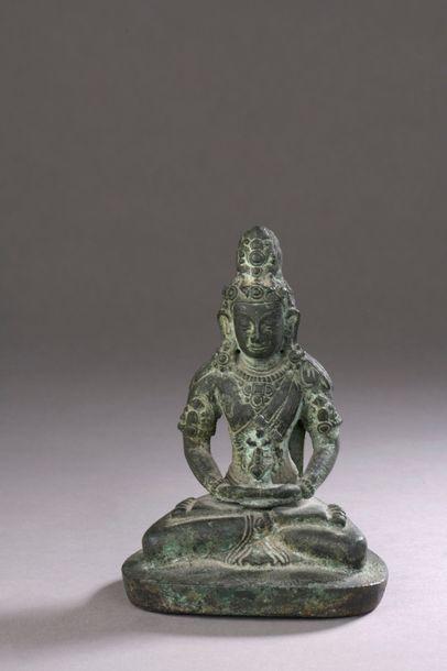 INDE DU SUD - Xe/XIe siècle Statuette en...