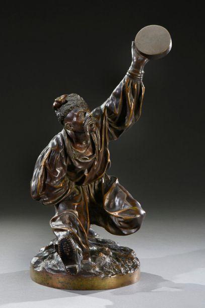Vlaclav SZCZEBLEWESKY (act.1875-1900) Danseur...