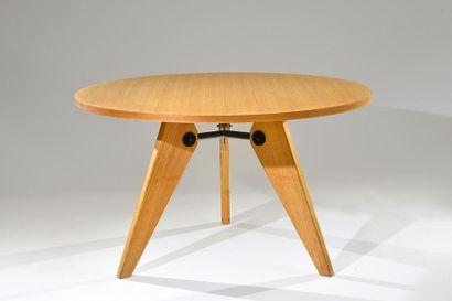 Jean PROUVE (1902-1984) - VITRA éditeur Table...