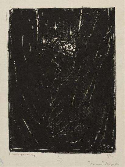 Pierre COMBET-DESCOMBES (1885-1966) Bérénice...