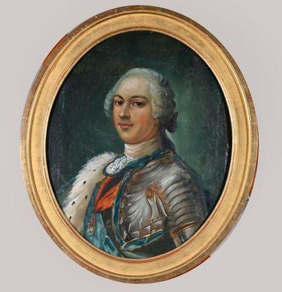 Ecole FRANCAISE du XIXe siècle Portrait de...