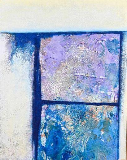 Pierre LEHEC ( 1959 - ) Compostion abstraite,...