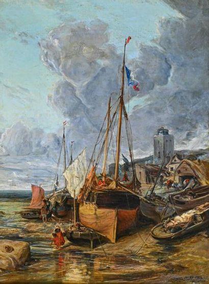 Dans le goût de Jules Achille NOEL (1810...