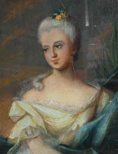 D'après Jean-Marc NATTIER (1685 - 1766)....