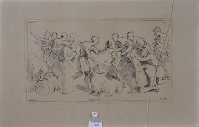 D'après Raphaël Chalcographie du Louvre H....