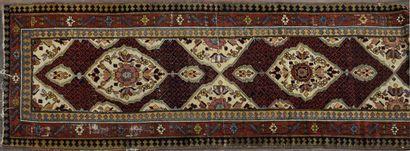 Tapis du Nord-ouest de la Perse (chaîne et...