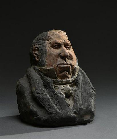 Honoré DAUMIER (1808-1879)  Félix BARTHE...