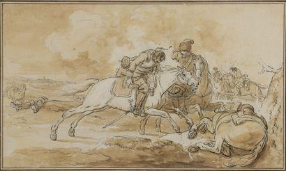 Philibert-Benoît DELARUE (1718-1780).  Le...