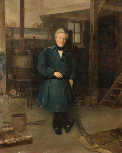 Pierre-Etienne, dit Pétrus PERLET (1804 -...
