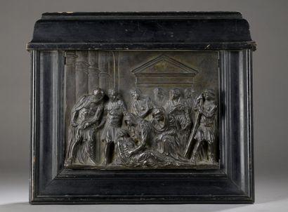 Padoue, XVIIème siècle, d'après un modèle...