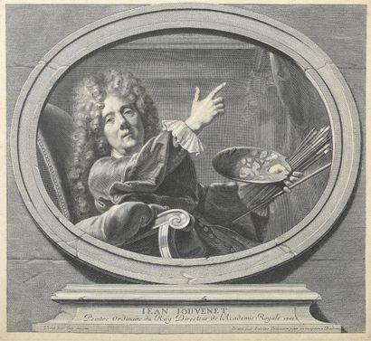 Jean JOUVENET (1644 - 1717)  Jean Jouvenet...