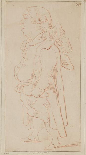 Entourage de François-André VINCENT (1746-1811)...