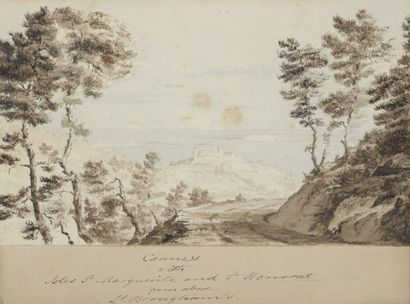 Henry Peter BROUGHAM (1778-1868)  Vue de...