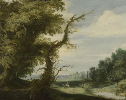 Attribué à Alexander KEIRINCKX (1600 - 1652)...